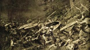 Miért nem tudták meghódítani a rómaiak Germániát?