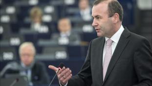 Manfred Weber leállítaná az Északi Áramlat 2-t
