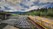 Szükségállapot az árvizek miatt Kanadában – videó