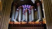 Csodák csodájára a Notre-Dame nagy orgonája megmenekült