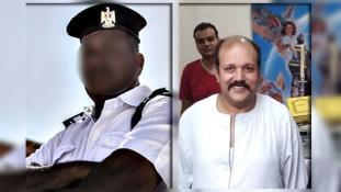 Egyiptomban halálra ítélték a koptokat gyilkoló rendőrt