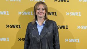 Janina Findeisen, Journalistin, zu Gast bei SWR1 Leute mit Wolfgang Heim
