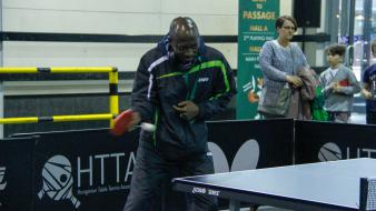 Afrikai bajnokok az asztalitenisz vébén