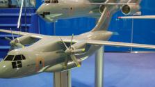 Levegőbe emelkedett az új orosz katonai szállítógép – videó