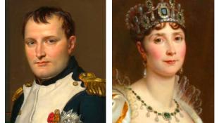 Több mint félmillió eurót adtak Napóleon három szerelmes leveléért