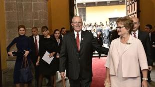 Korrupció miatt előzetesben Peru volt elnöke