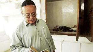 Kitart hite mellett a magányos zsidó Afganisztánban