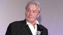 Életművéért Arany Pálma-díjat kap Cannes-ban Alain Delon