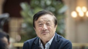 A Huawei alapító atyja Kína legbefolyásosabb üzletembere