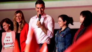 Spanyolországban a szocialista párt győzött – videó