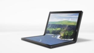 Összehajtható laptoppal újít a Lenovo