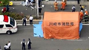 Kislány az áldozatok között – késes ámokfutás Japánban