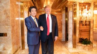 Trump: Kim Dzsongun rendkívül intelligens vezető