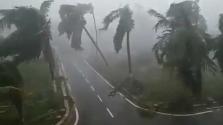 Máris két halottja van az elmúlt húsz év legnagyobb ciklonjának Indiában – videó