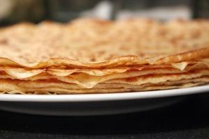 Taste Pancakes Dessert Pfannkuchen Crepe