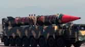 Pakisztáni figyelmeztetés Indiának: sikeres ballisztikus rakétakísérlet – videó
