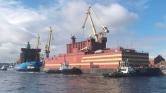 Útra kel az úszó Csernobil