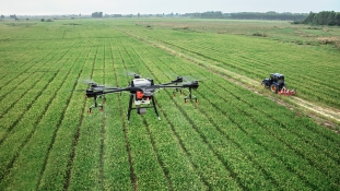 A jövő mezőgazdaságát így alakítja át a technológia