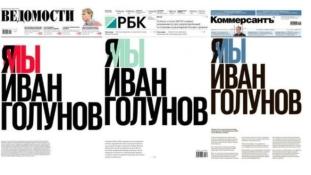 Összefogás Oroszországban egy újságíróért