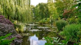 Menőbb már nem is lehetne – Monet háza az Airbnb-n