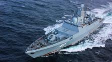 Orosz fregatt Kubában – videó