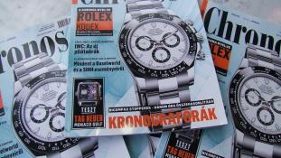 Prémium magazin az időről és az időmérőkről
