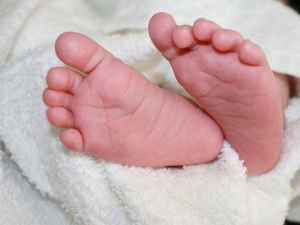 Infant Feet Toes Newborn Skin Human Baby