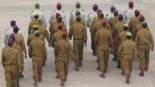 Izrael egyetlen muzulmán katonája az elitalakulatnál szolgál