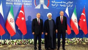 Amerikai-izraeli-orosz hármas szövetség Irán ellen?