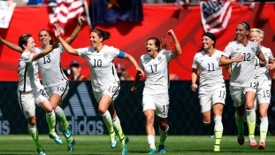 Nézőrekord a női futball-világbajnokság nyitómérkőzésén