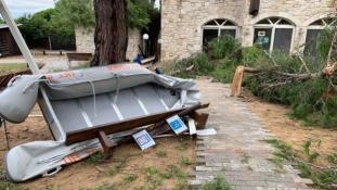 Hat turista halt meg az ítéletidőben Görögországban