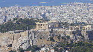 Földrengés Athénban – telefon és áram nélkül