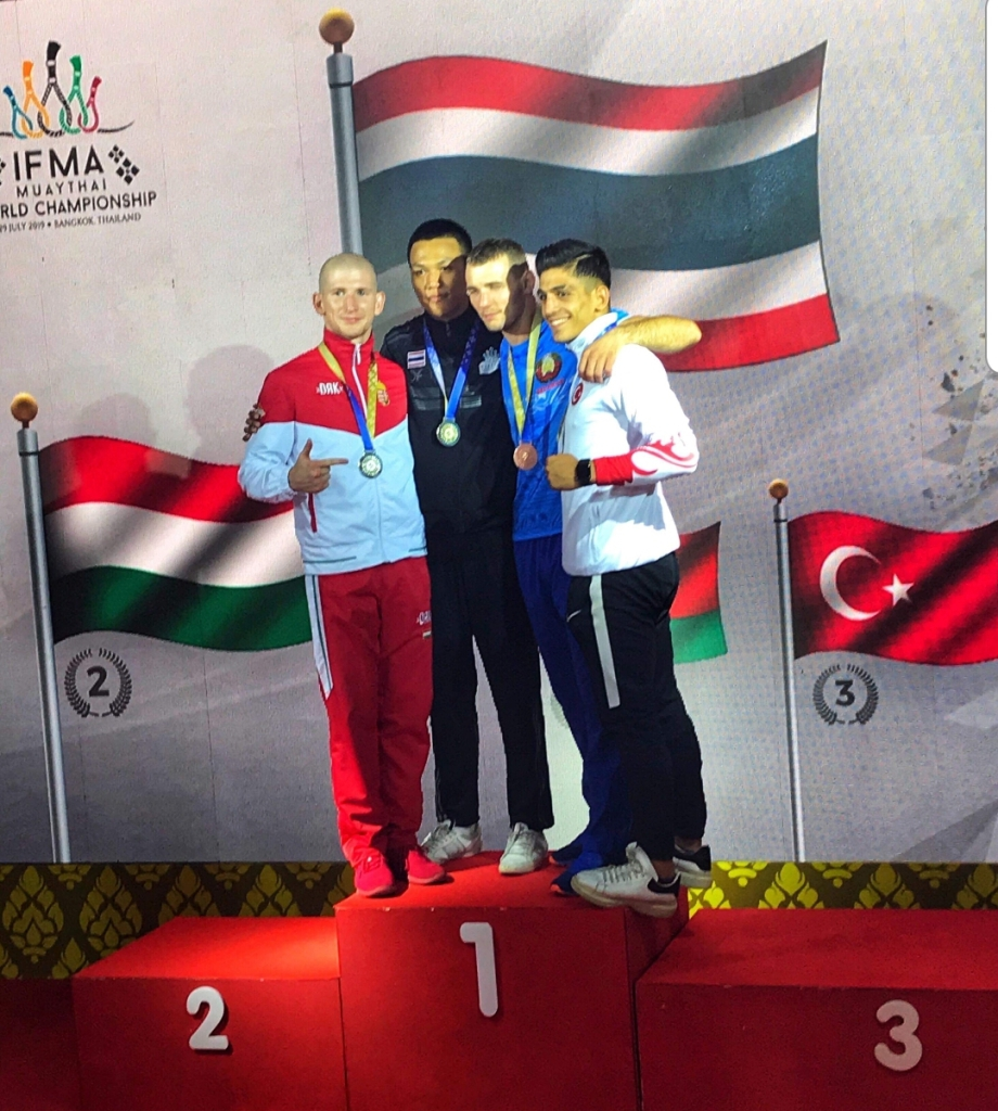 Muaythai World Championships Bangkok 2019 - 007