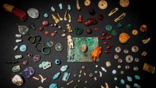 Varázsló kincsesládájára bukkantak Pompejiben