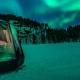 A legészakibb szálloda: aludjon az északi fényben 30 millió forintért