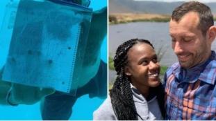 Tragikus lánykérés: megfulladt a férfi, miközben a víz alatt feltette a nagy kérdést