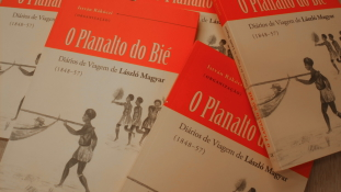 Magyar László portugálul – könyvbemutató Budapesten