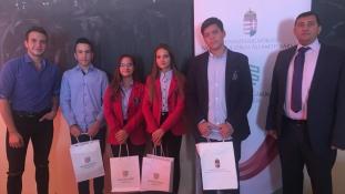 Lenyűgözően szerepeltek magyar nyelvből és nemzetismeretből a székelyudvarhelyi diákok