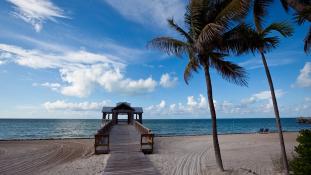 Gyereket és mobilt is tilos bevinni – privát luxussziget Floridában