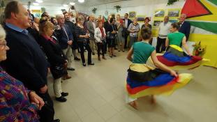 Latin-amerikai ünnep volt a Zászlómúzeumban