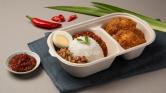 Nem is ízetlen: repülőgépen felszolgált ételeknek nyílt étterem Kuala Lumpurban