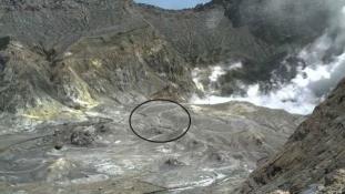 Turistákkal végzett egy vulkánkitörés Új-Zélandon
