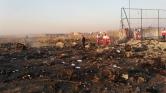 Lezuhant egy ukrán gép Teheránnál, miután Irán amerikai támaszpontokat rakétázott Irakban