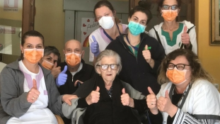 Olaszországban egy 95 éves nő is felgyógyult a koronavírusból