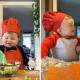 Egyéves szakács az Instagram új sztárja