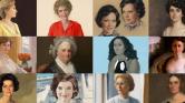 Titkokat őriznek a First Lady-k hivatalos portréi